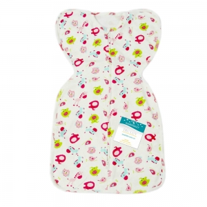 Baby sleeveless sleeping bags made of pu